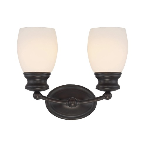 Savoy House Savoy House Lighting Elise English Bronze Bathroom Light 8-9127-2-13