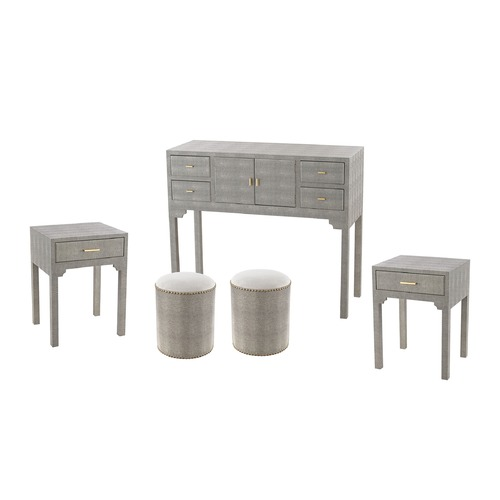 Sterling Lighting Sterling Sands Point 5 Piece Furniture Set 3169-026/S5