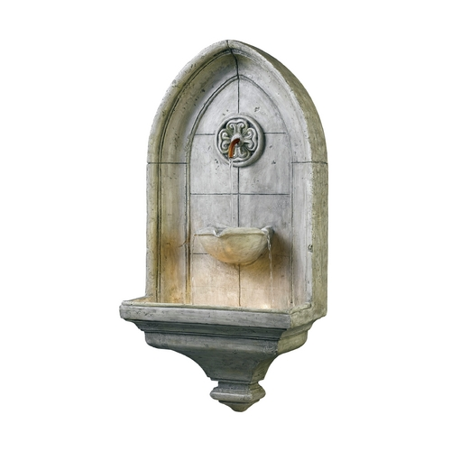 Kenroy Home Lighting Fountain in Cement Finish 53265CT