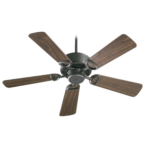 Quorum Lighting Quorum Lighting Estate Old World Ceiling Fan Without Light 43425-95