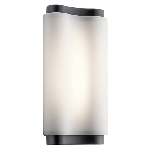 Elan Lighting Elan Lighting Kaz Bronze LED Sconce 83763