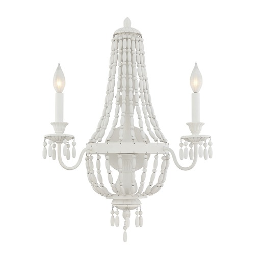 Savoy House Savoy House Lighting Geneva Porcellan Sconce 9-5092-2-82