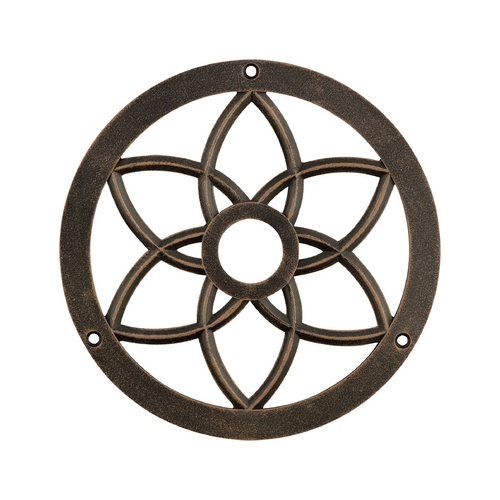 Progress Lighting Progress Outdoor Wall Light Accessory in Aged Copper Finish P8789-122