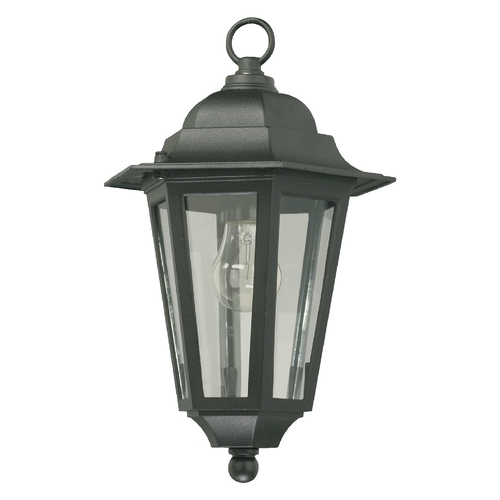 Quorum Lighting Quorum Lighting Black Outdoor Hanging Light 791-15
