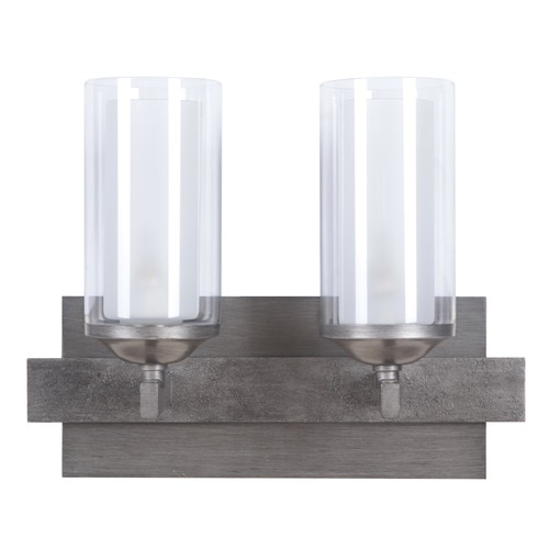 Jeremiah Lighting Jeremiah Lighting Mod Natural Iron/vintage Iron Bathroom Light 39302-NIVNI