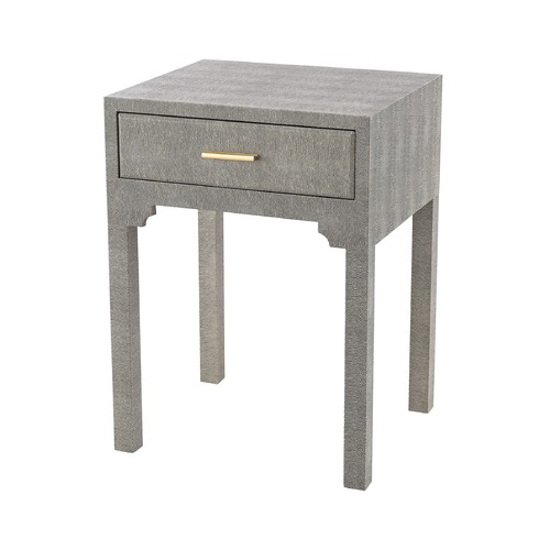 Sterling Lighting Sterling Sands Point Accent Side Table With Drawer 3169-026S