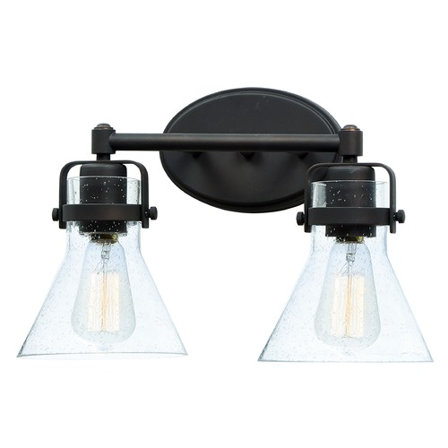 Maxim Lighting Maxim Lighting Seafarer Oil Rubbed Bronze Bathroom Light 26112CDOI