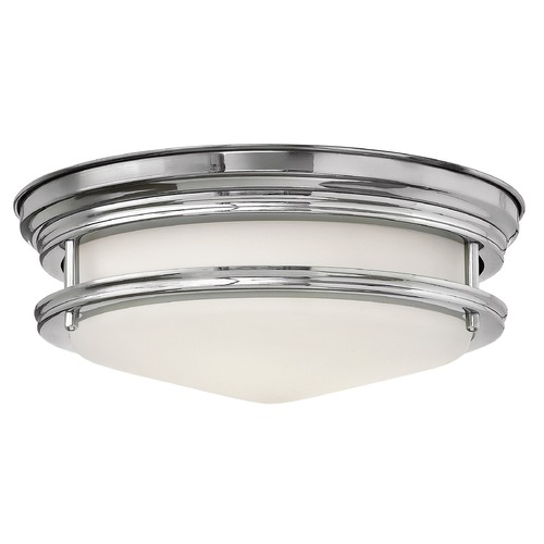 Hinkley Lighting Hinkley Lighting Hadley Chrome Flushmount Light 3302CM-GU24