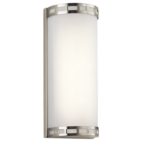 Elan Lighting Elan Lighting Vivela Brushed Nickel LED Sconce 83811