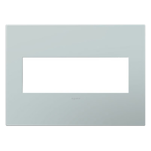Legrand Adorne Legrand Adorne Pale Blue 3-Gang Switch Plate AWP3GBL4
