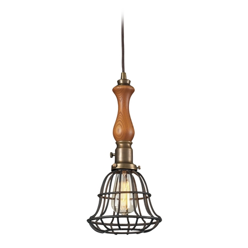 Elk Lighting Mini-Pendant Light 65137-1