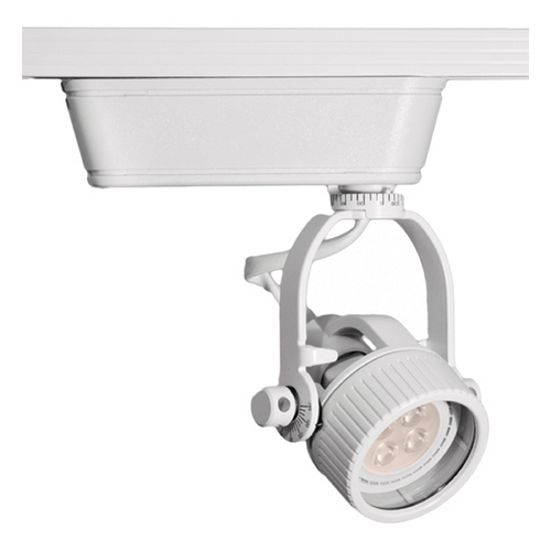 WAC Lighting Wac Lighting White LED Track Light Head JHT-164LED-WT