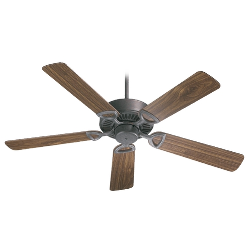 Quorum Lighting Quorum Lighting Estate Toasted Sienna Ceiling Fan Without Light 43525-44