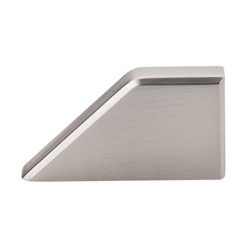 Top Knobs Hardware Modern Cabinet Knob in Brushed Satin Nickel Finish TK13BSN