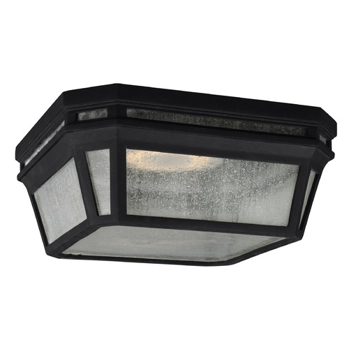 Feiss Lighting Feiss Lighting Londontowne Black LED Close To Ceiling Light OL11313BK-LED