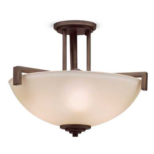 Kichler Lighting Kichler Semi-Flush Ceiling Light 3797OZ