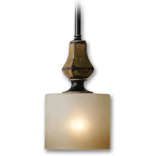 Uttermost Lighting Uttermost Porano 1 Light Ceramic Mini Pendant 21946