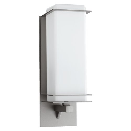 Quorum Lighting Quorum Lighting Balboa Graphite Outdoor Wall Light 1937005