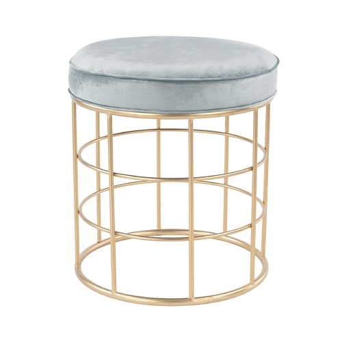 Sterling Lighting Sterling Beverly Glen Accent Stool 3169-032