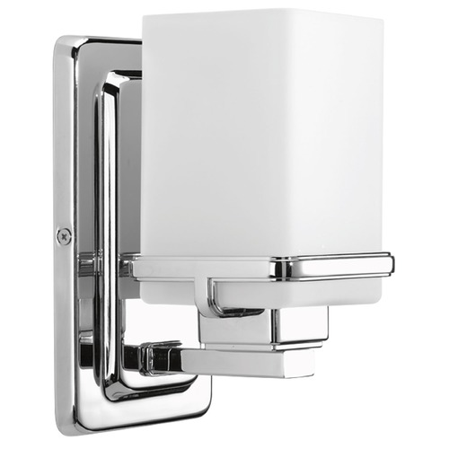 Progress Lighting Progress Lighting Metric Polished Chrome Sconce P2193-15
