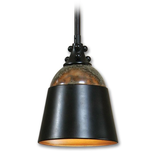Uttermost Lighting Uttermost Madera Oil Rubbed Bronze Mini Pendant 21959