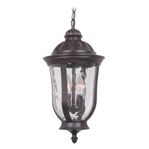 Craftmade Lighting Craftmade Lighting Frances Oiled Bronze Outdoor Hanging Light Z6011-92
