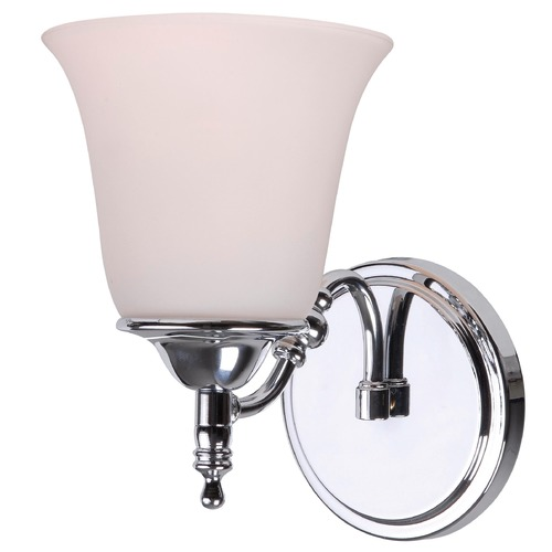 Kenroy Home Lighting Kenroy Home Lighting Rumson Chrome Sconce 93511CH