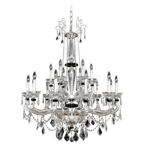 Allegri Lighting Campra 18 Light Crystal Chandelier 024450-017-FR001