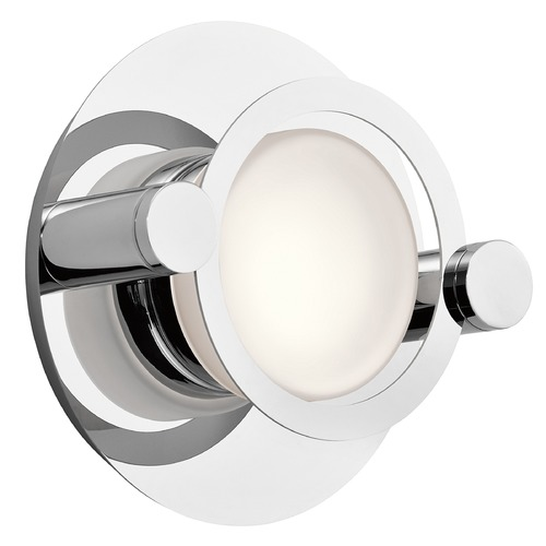 Elan Lighting Elan Lighting Portal Chrome LED Sconce 83858