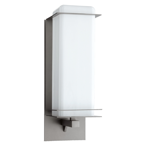 Quorum Lighting Quorum Lighting Balboa Graphite Outdoor Wall Light 7203-7-3