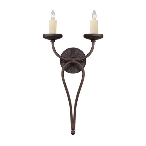 Savoy House Savoy House Oiled Copper Sconce 9-2015-2-05