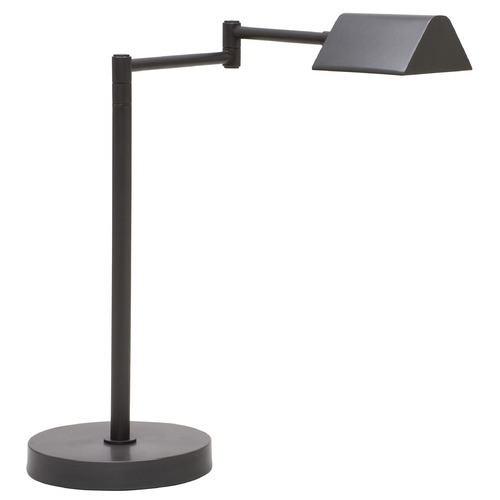 House of Troy Lighting House Of Troy Delta Oil Rubbed Bronze LED Swing Arm Lamp D150-OB