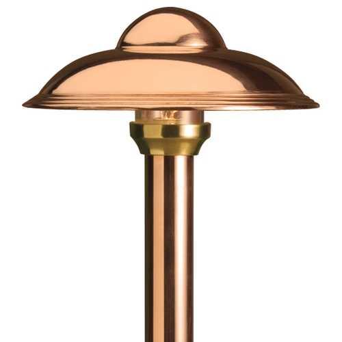 Copper Low Voltage Path Light 15431Co