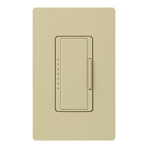 Lutron Dimmer Controls 600-Watt Incandescent Full-Range Dimmer Switch MA-600H-IV
