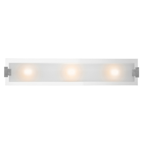 Access Lighting Access Lighting Plasma Brushed Steel Bathroom Light C62257BSFSTEN1313Q