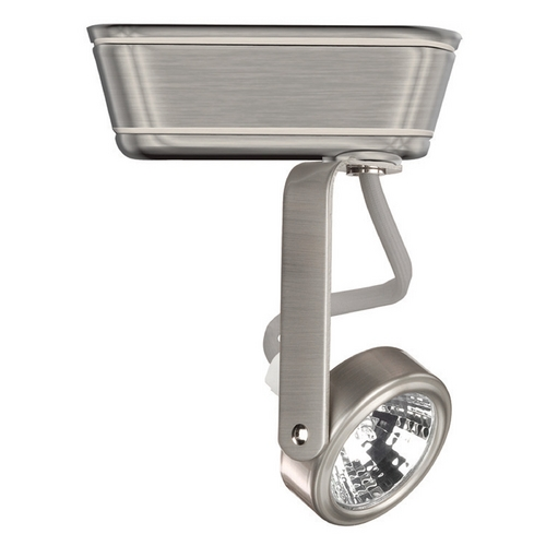 WAC Lighting WAC Lighting Brushed Nickel Low Voltage Track Light For J-Track JHT-180L-BN