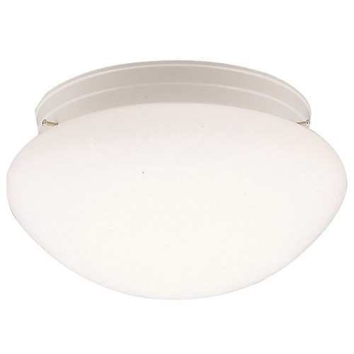 Kichler Lighting Kichler Flushmount Ceiling Light with White Glass 210WH