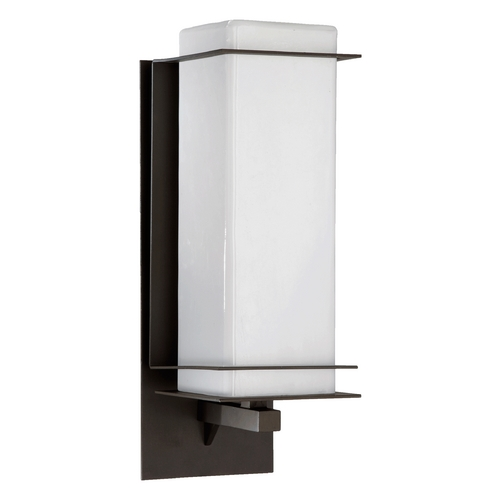 Quorum Lighting Quorum Lighting Balboa Oiled Bronze Outdoor Wall Light 7203-6-86