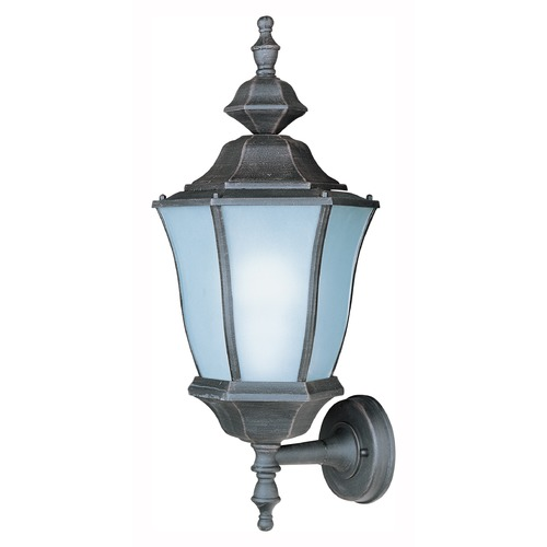 Maxim Lighting Maxim Lighting Madrona LED Rust Patina LED Outdoor Wall Light 55044RP