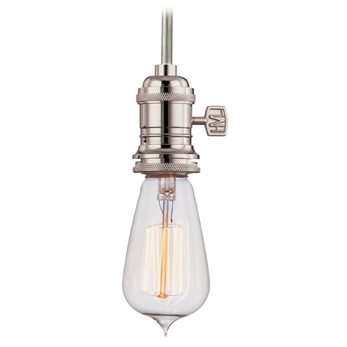 Hudson Valley Lighting Mini-Pendant Light 9001-PN