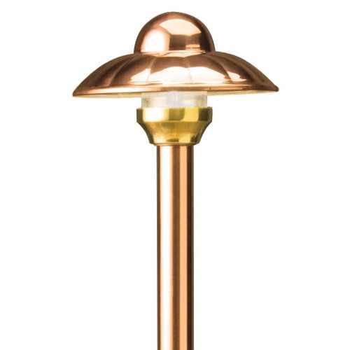 Copper Low Voltage Path Light 15432Co