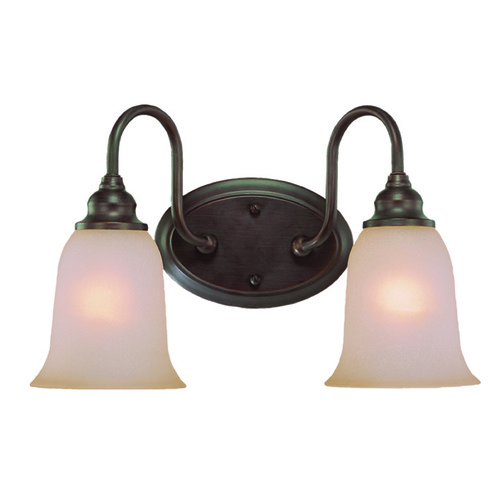 Craftmade Lighting Craftmade Linden Lane Old Bronze Bathroom Light 26302-OB