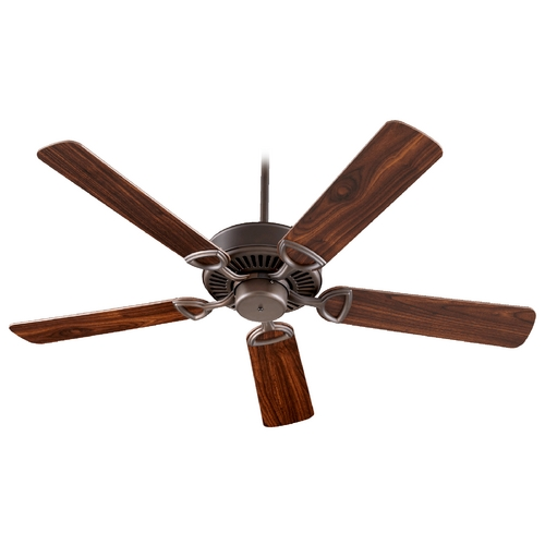 Quorum Lighting Quorum Lighting Estate Oiled Bronze Ceiling Fan Without Light 43525-86