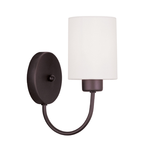 Livex Lighting Livex Lighting Sussex Bronze Sconce 5261-07