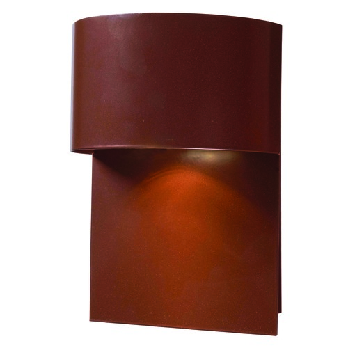 Kenroy Home Lighting Kenroy Home Lighting Moonlit Copper Outdoor Wall Light 93543COP