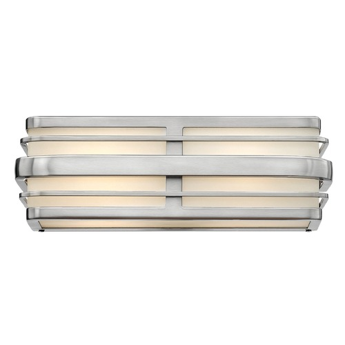 Hinkley Lighting Hinkley Lighting Winton Brushed Nickel Bathroom Light 5232BN-GU24