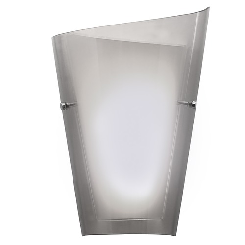 Kuzco Lighting Kuzco Lighting Calla Smoked Sconce 699013R-SM
