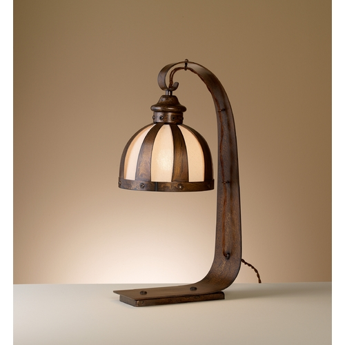 Lustrarte Lighting Table Lamp in Earth Finish 054-00-8889