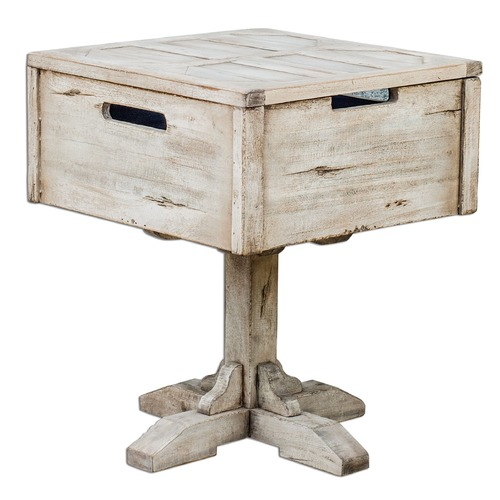 Uttermost Lighting Uttermost Denham Wooden Accent Table 25595