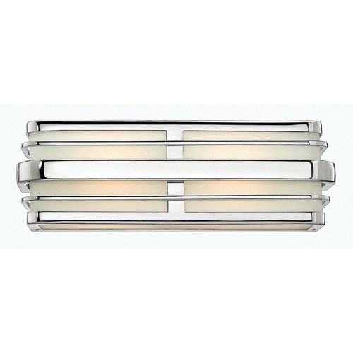 Hinkley Lighting Hinkley Lighting Winton Chrome Bathroom Light 5232CM-GU24